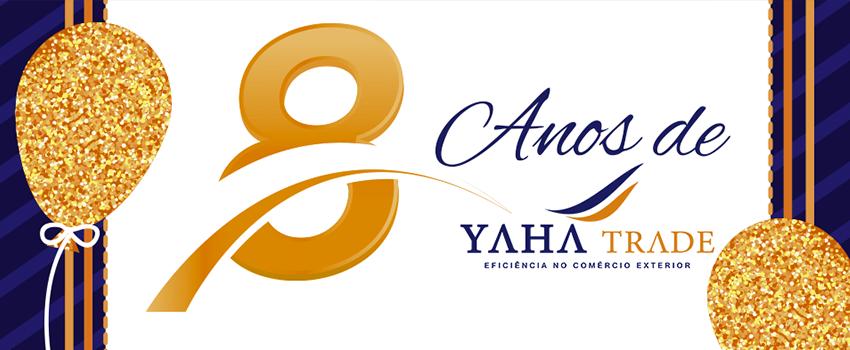 8 anos de Yaha!
