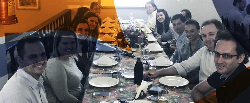Dia do Trabalho Yaha: Almoço de comemoração