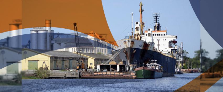 Terminal de Toras do Porto de Pelotas bate recorde de movimentação em maio