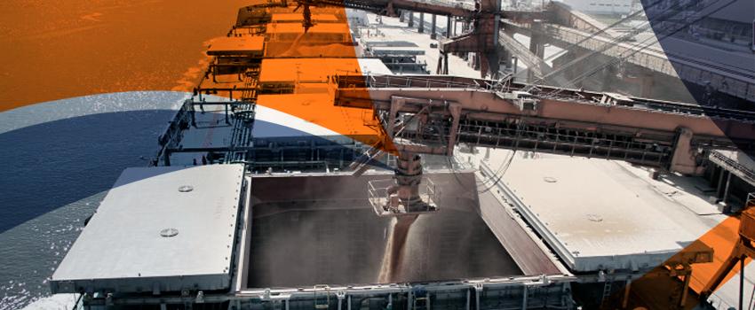 China, o maior mercado para as exportações de soja, minério de ferro, petróleo e celulose