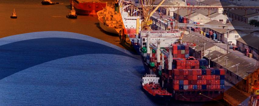 Movimentação de carga no setor portuário cresce 8,3%