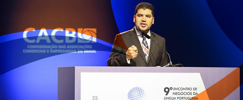 Marcos Jorge destaca medidas do governo para melhorar o ambiente de negócios no Brasil